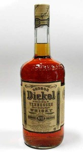 George Dickel №12 Tennessee Whisky