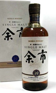 "Nikka Single Malt ""Yoichi"" 10 YO"